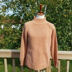 Vintage 90s Orvis Orange Sweater